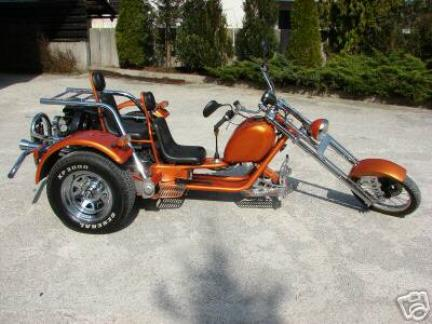 Here's a few pics of some trikes we picked up along the way