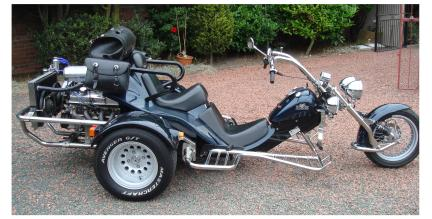 Used V8 Trikes for Sale