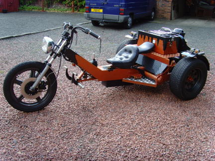 Used VW Trikes Sale
